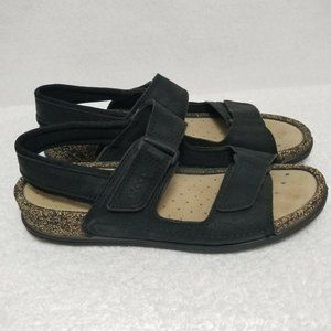 ECCO Sandals Cosmo 11 Shock Point Cork Bed 39